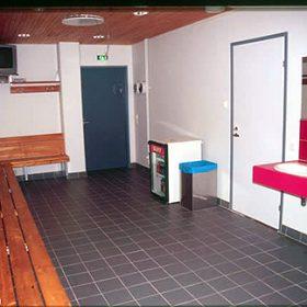 Klubi-sauna Formula Center Helsinki