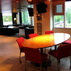Formula Center Helsinki VIP-tila