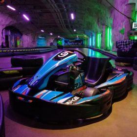 Formula Center Helsinki lämmin kartingkeskus