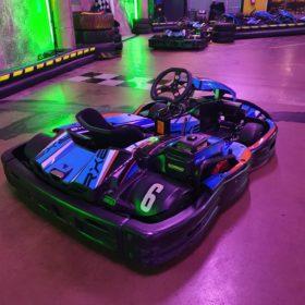 Kartingauto Formula Center Helsinki